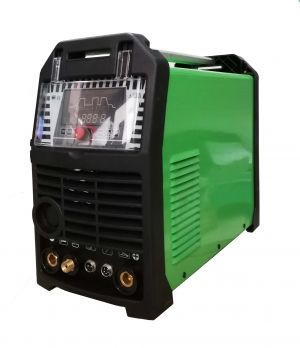 250A Inverter IGBT MCU AC/DC PULSE TIG/MMA Welding machine, Plastic panel, 30202